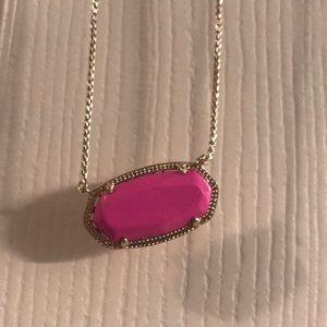 Kendra Scott Jewelry - Pink & gold adjustable Kendra Scott necklace